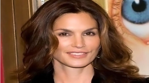 Cindy Crawford goes pantless for Vogue