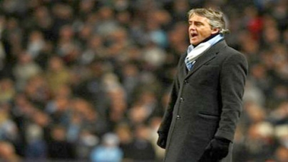 City boss Mancini targets top two finish