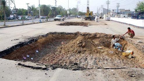 Construction of Kalma Chowk flyover allowed