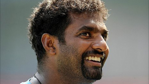 Cricket World Cup: Muralitharan set to defy injury