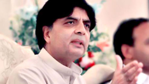 Firdous asks Ch Nisar to bring defaulter TV channels issue to PAC