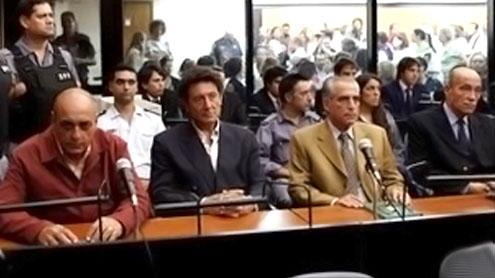 Former Argentine Gen Eduardo Cabanillas jailed