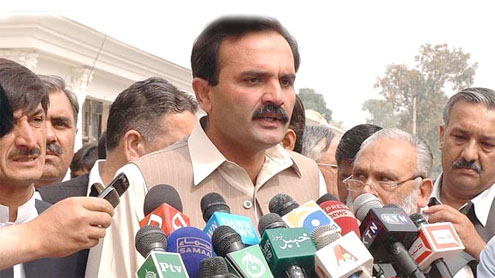 'Government committed for uniform development of Khyber Pakhtunkhwa'