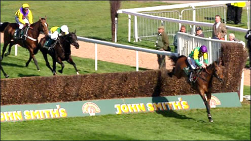 Grand National meeting: Master Minded wins Melling Chase