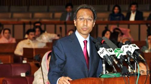 Hafeez pledges to facilitate foreign investment, overcome economic challenges