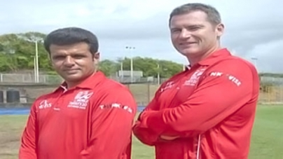 ICC announces umpires for World Cup final