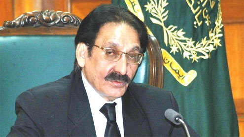 Ignoring matter of PCO judges to mean return of doctrine of necessity: CJP