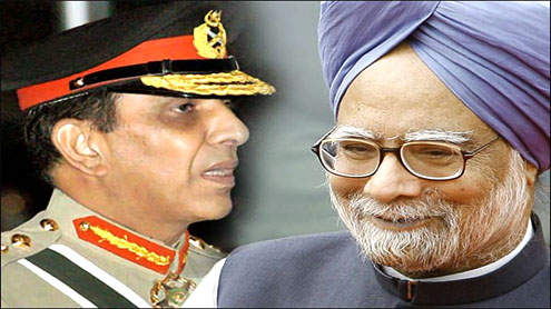 ISPR rejects report about Kayani-Singh contacts