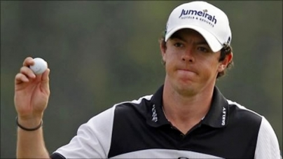 Masters 2011: Rory McIlroy leads by two at Augusta