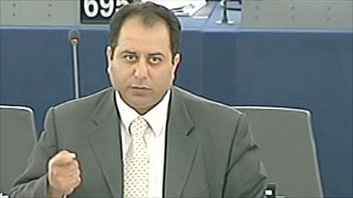 MEP Sajjad Karim welcomes Maulana Fazal ur Rehman and delegation to European Parliament
