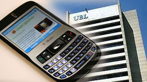 Mobile company, UBL join hands to provide easy to use mobile financial services