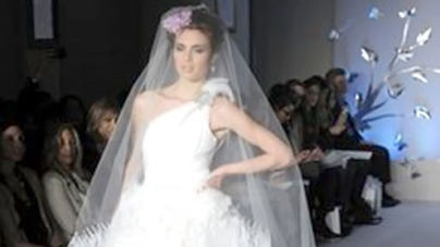 Modern Mermaids and Ballroom Belles at JLM Couture