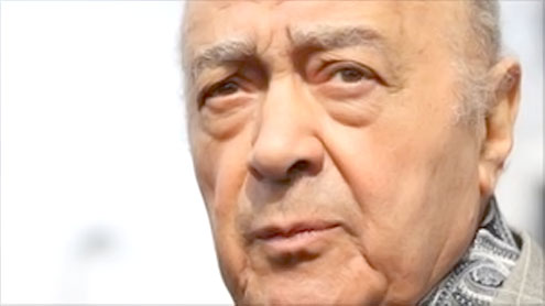Mohamed Al Fayed revealed as Pinewood suitor