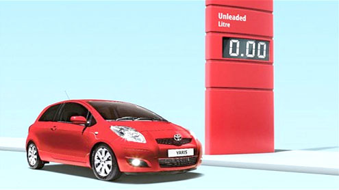 Mr Money: the car with free fuel