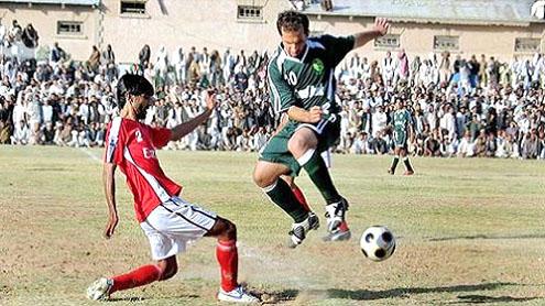 NBP football cup:PAF beat HBL 3-0