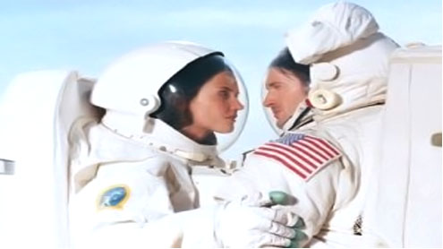 No Sex in Space, Yet, Official Says