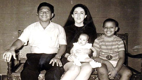 Obama's Mother Inspires Magical Journey