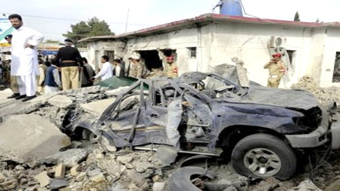 One killed in Quetta suicide attack on DIG