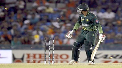 Razzaq, Kamran dropped for West Indies ODIs and T20s
