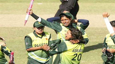 Pak women cricket team named