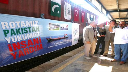 Pakistan, Turkey agree to upgrade Islamabad-Istanbul railway line