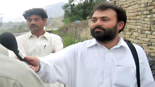 Pakistani journalist wins media award
