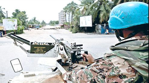 Pakistani peacekeeping forces rescue Turkish envoy, businessman in Ivory Coast