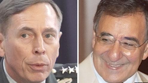 Petraeus 'next head of CIA', Panetta to lead Pentagon