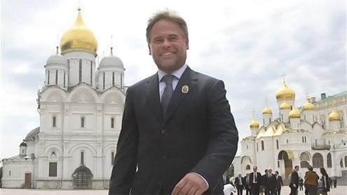 Russian software tycoon Kaspersky's son 'missing'
