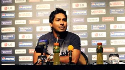 Sangakkara quits as captain