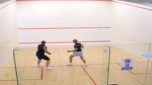 Seeding of player for COAS squash tournament announced