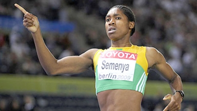 Semenya claims 800m, 1,500m titles in South African Championship