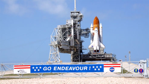 Shuttle Endeavour's Final Launch Date Set