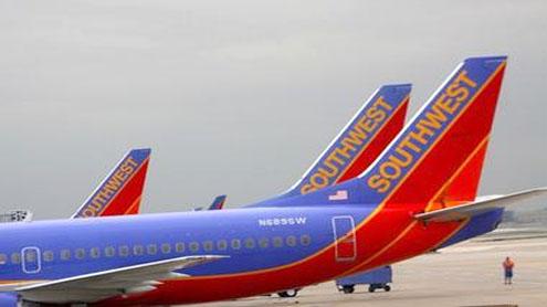 Southwest Airlines cancels 300 flights Sunday