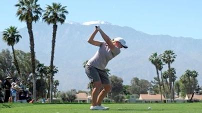 Stacy Lewis wins 1st LPGA title at Kraft Nabisco