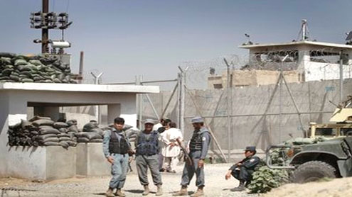 Taliban break more than 450 out of Afghan prison