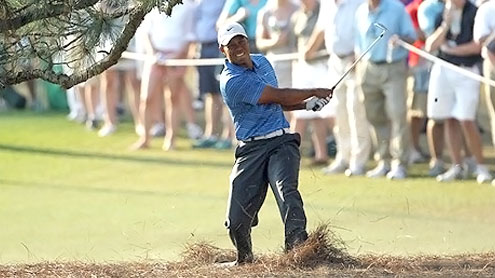 Tiger Woods to miss Quail Hollow event with injury