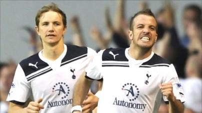 Tottenham   3 – 3   Arsenal