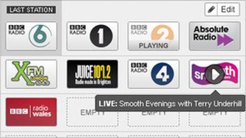 UK radio pushes online listening