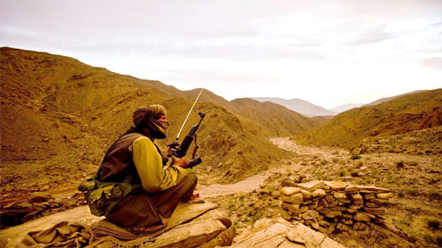 'Wooing the angry Balochs'