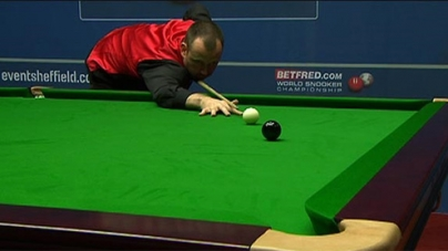World Snooker: Mark Williams cruises past Jamie Cope