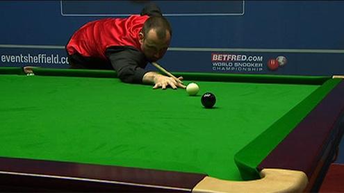 World Snooker: Mark Williams cruises past Jamie Cope
