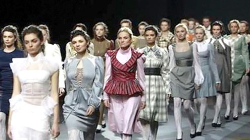 Young designers in Russia forgotten and underfunded