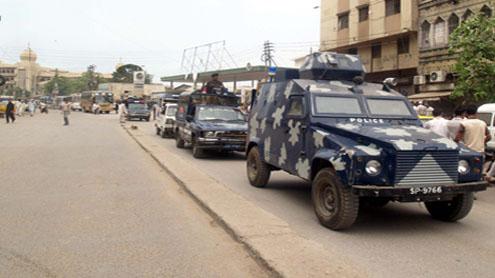 39 killed in Karachi violence