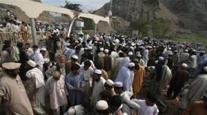 Explosion in Jamrud Mosque