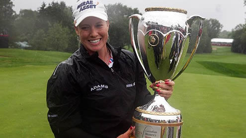 Lincicome wins Canadian Women's Open
