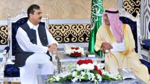 PM arrives Saudi Arabia to perform Umrah