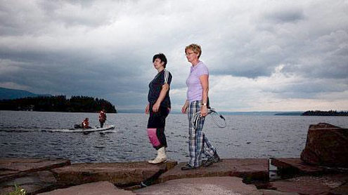 A Lesbian Couple Saved 40 Kids in Norway