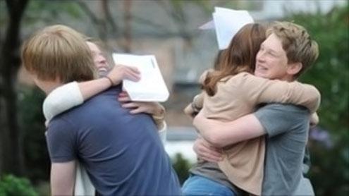 A-level passes rise amid university places pressure