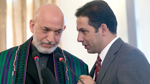 Afghan president's senior aide quits